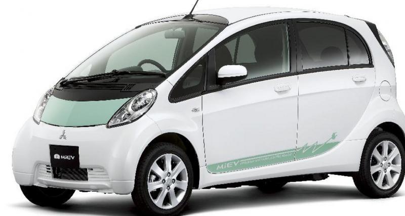 PSA stoppe ses achats de véhicules électriques à Mitsubishi