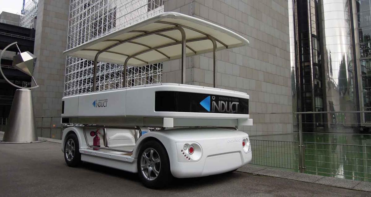 Cybergo : l'avenir de la mobilité urbaine selon Induct