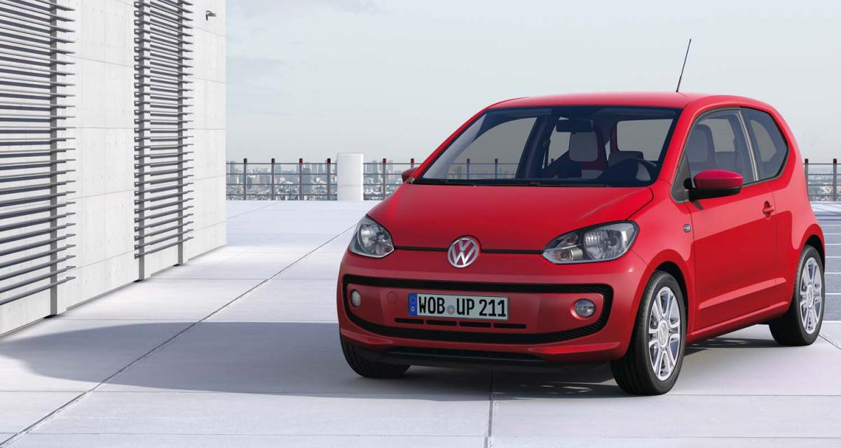 Salon de Francfort : Volkswagen Up!