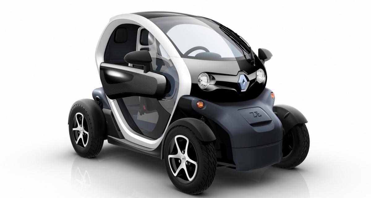 Renault Twizy : les tarifs