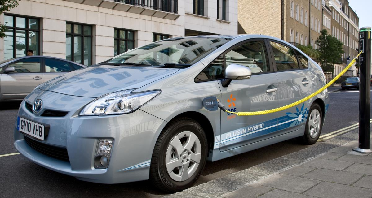 Toyota Prius à Strasbourg : premier bilan
