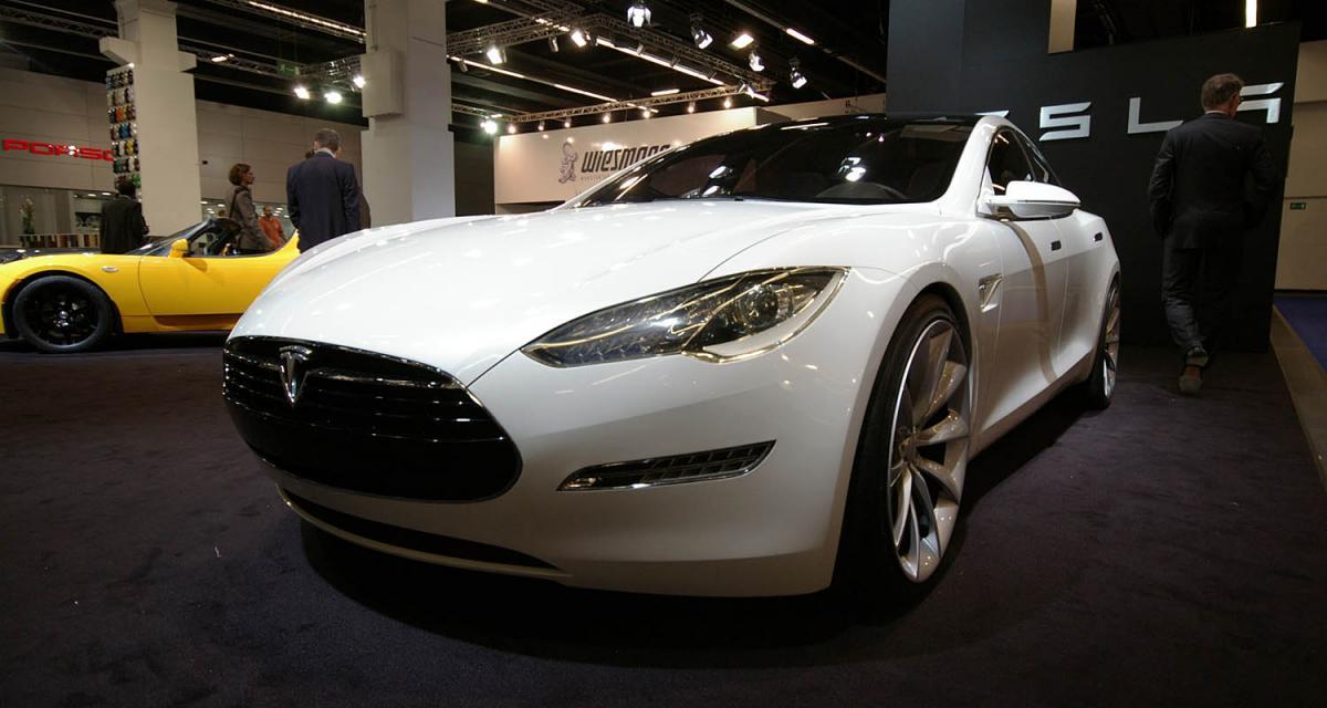 Tesla Model S : vendue 57 400 dollars
