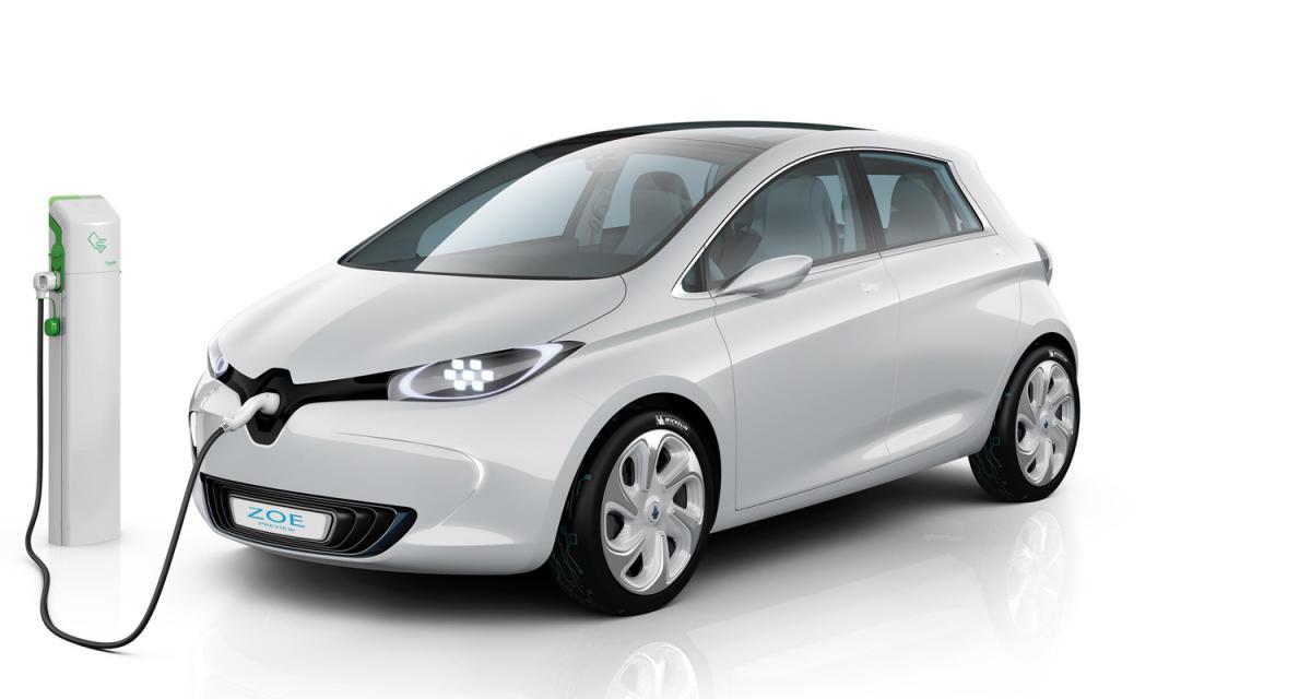 Renault : Zoe aura des petites sœurs