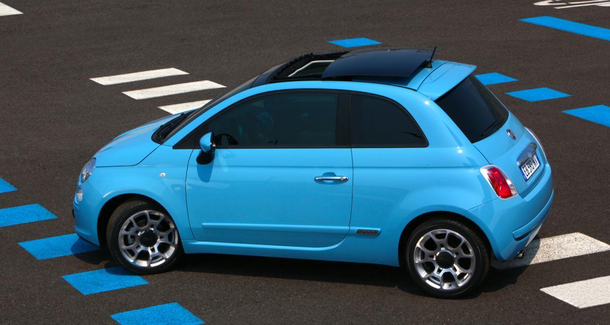 CO2 : Fiat et Toyota au top