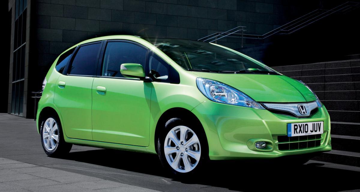 Honda Jazz Hybrid : la japonaise se dévoile