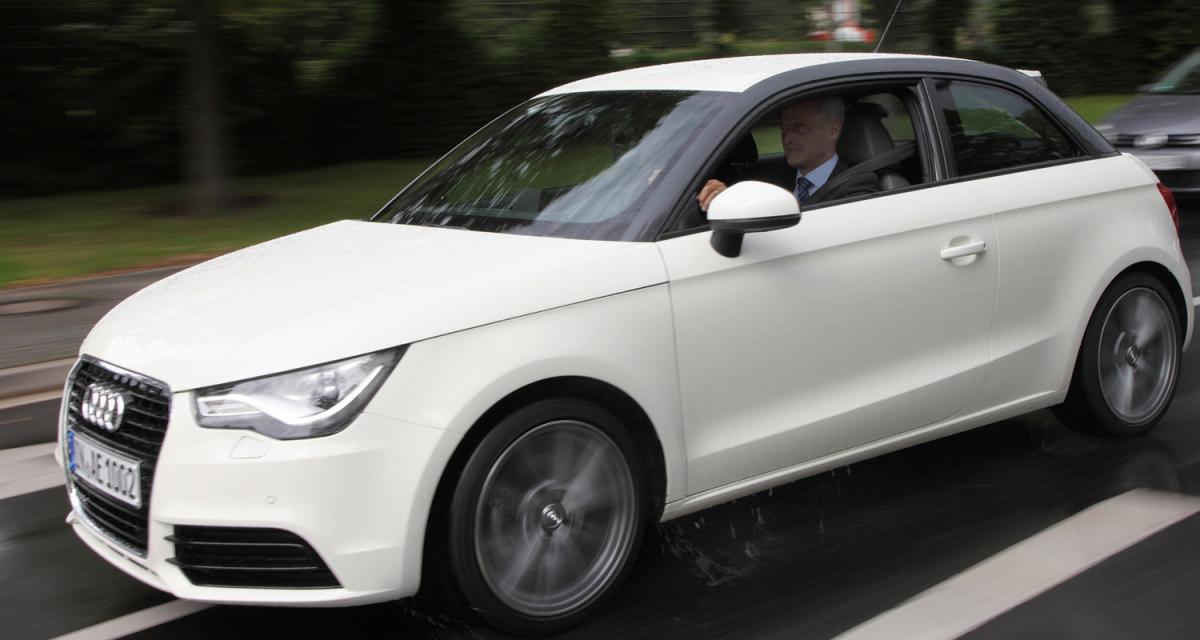 Audi A1 e-tron : bientôt testée à Munich