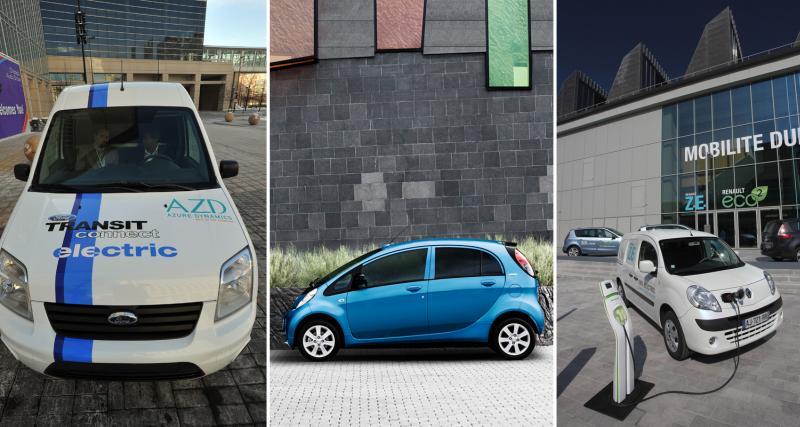 Electrique : commande groupée de 23 000 voitures