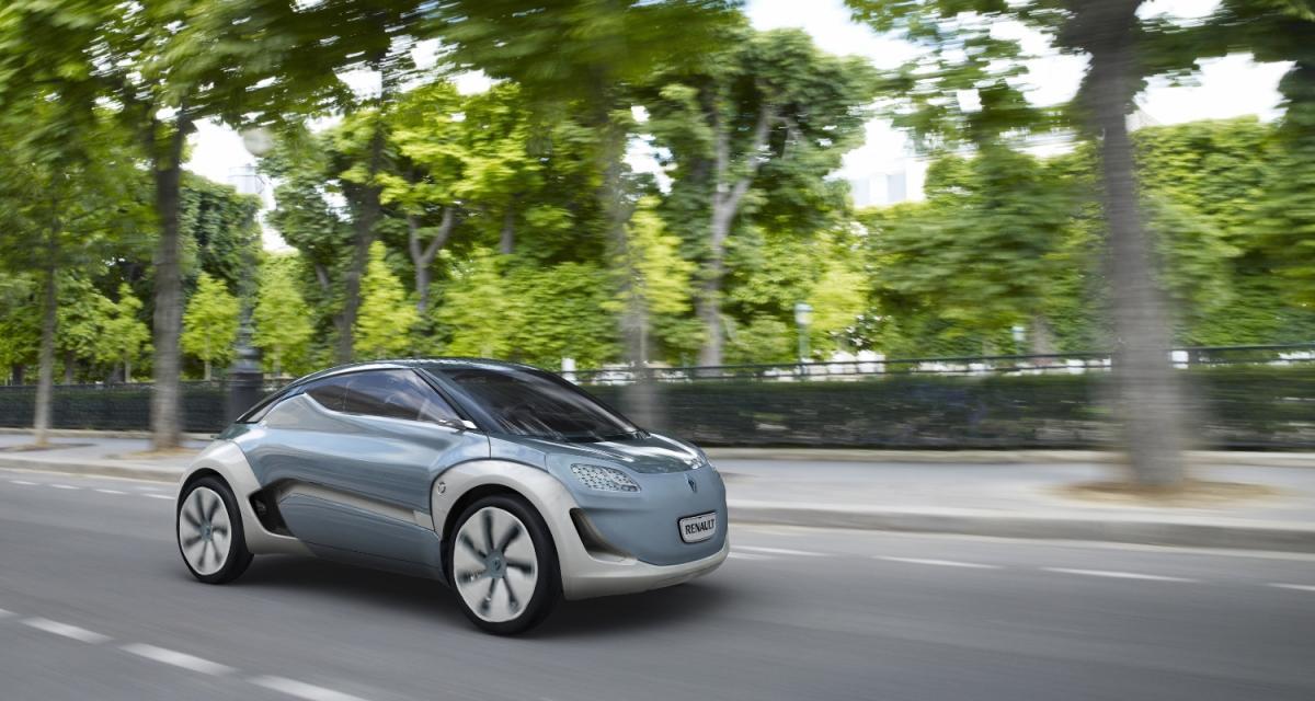 Renault Zoé : l'électrique à 15 000 euros