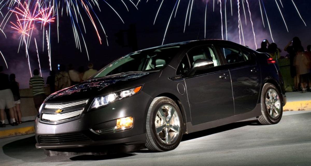 Chevrolet Volt : opération séduction