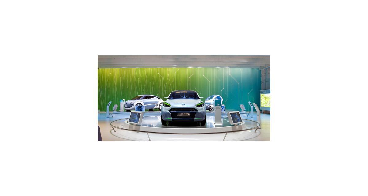 Renault : un prix pour l'électrique au Mondial