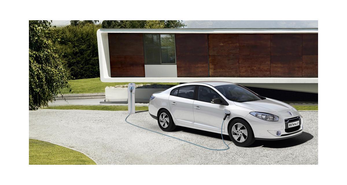 Renault électrique : ça démarre gentiment