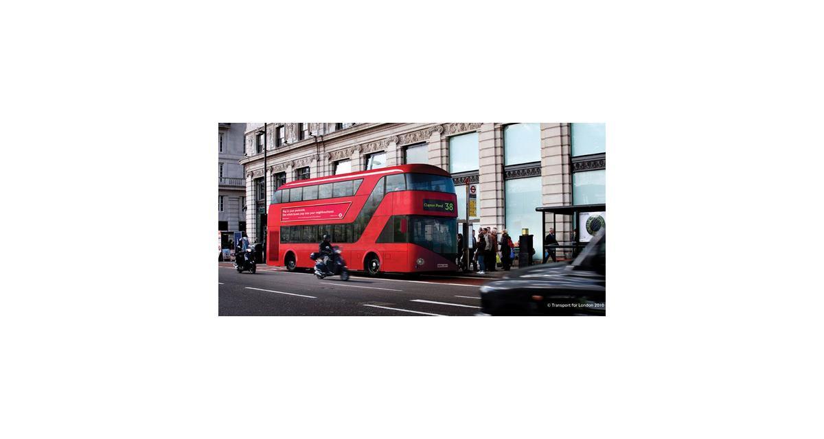 Londres retrouve son bus à impériale