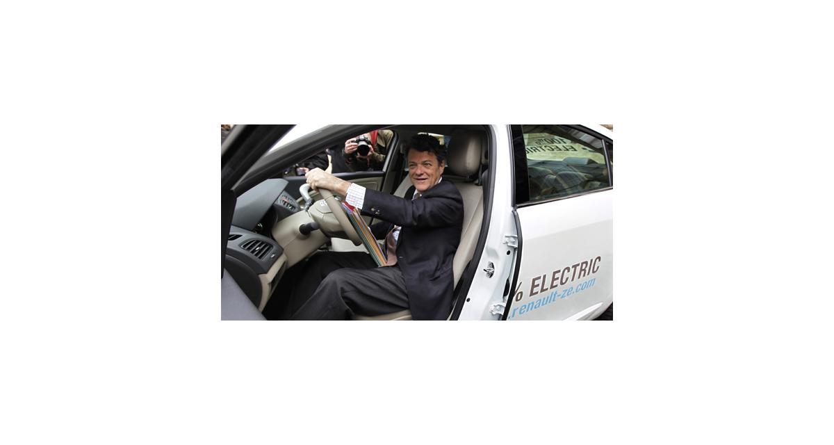 Plan véhicules électriques : 12 villes engagées