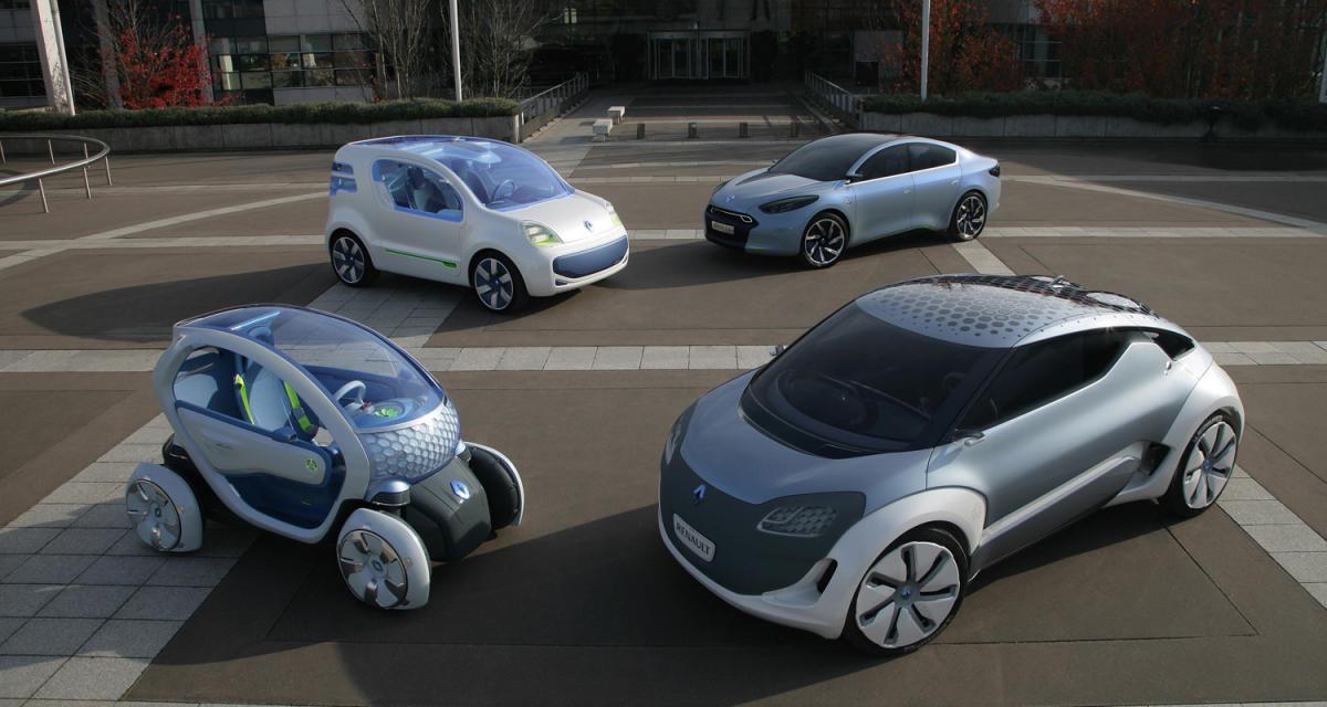 Renault électrique : au tour de l'Allemagne