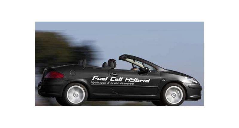 Peugeot : l'hydrogène en ligne de mire