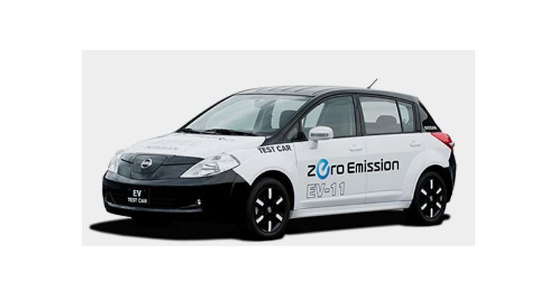 Nissan électrique : le modèle de série est prêt