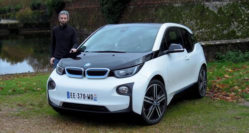 Essai BMW i3 : quand l'électrique sort des villes