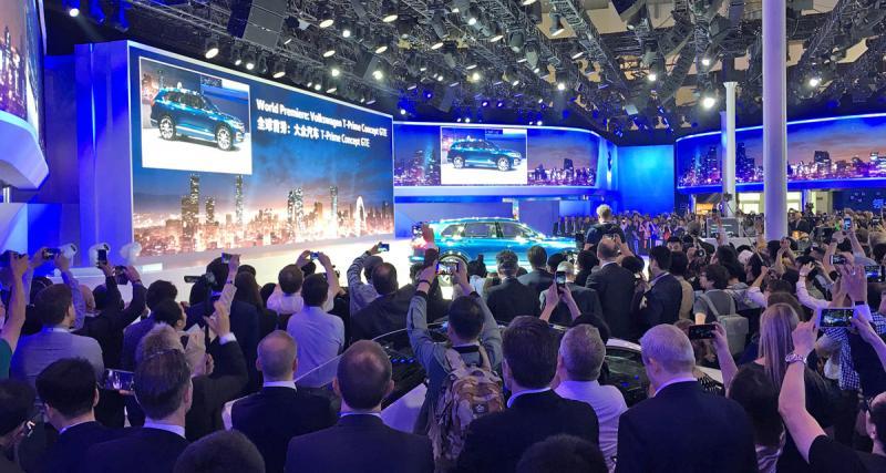 Salon de Pékin 2016