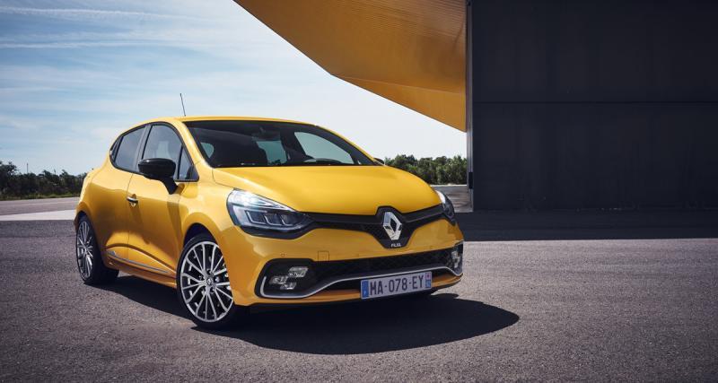 Renault Clio 4 1.6 T 200 EDC