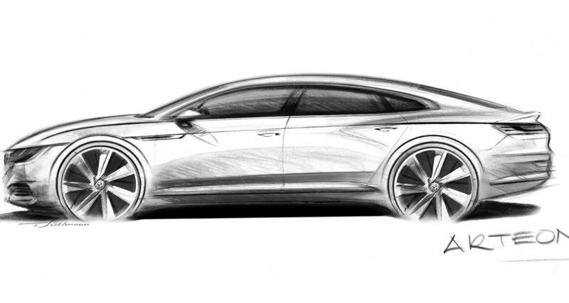 Volkswagen Arteon : la CC a son héritière