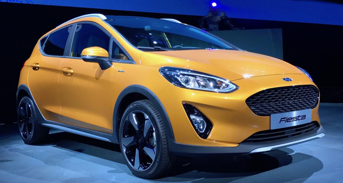 Ford Fiesta 2017 : du luxe et du fun