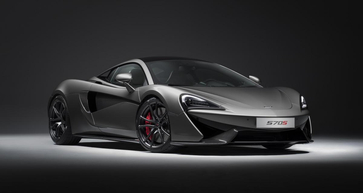 McLaren 570S Track Pack : la reine du compromis
