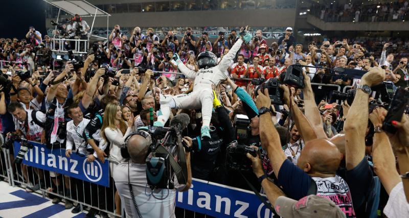 Sports mécaniques: les champions 2016