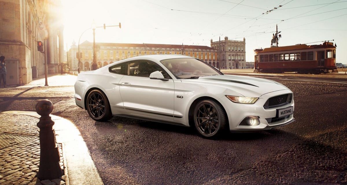 Ford offre deux séries spéciales à la Mustang européenne