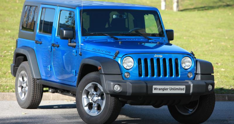 Jeep Wrangler Unlimited Nautic : les beach boys vont l'adorer