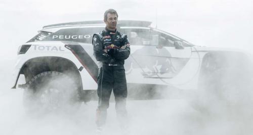 Gagnez votre place dans le Peugeot 3008 DKR au côté de Sébastien Loeb