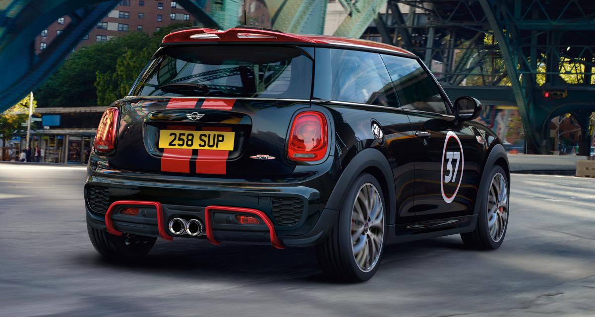 comment obtenir des airs de mini john cooper works avec une cooper s. Black Bedroom Furniture Sets. Home Design Ideas