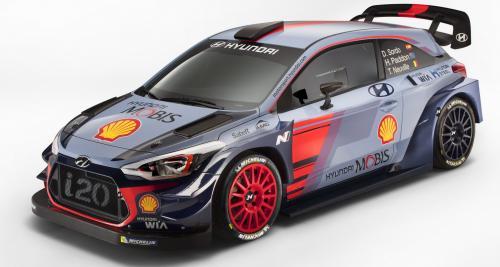 Hyundai i20 WRC 2017 : la coréenne se fait encore plus méchante