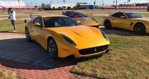 Le dernier projet spécial de Ferrari surpris dans la nature