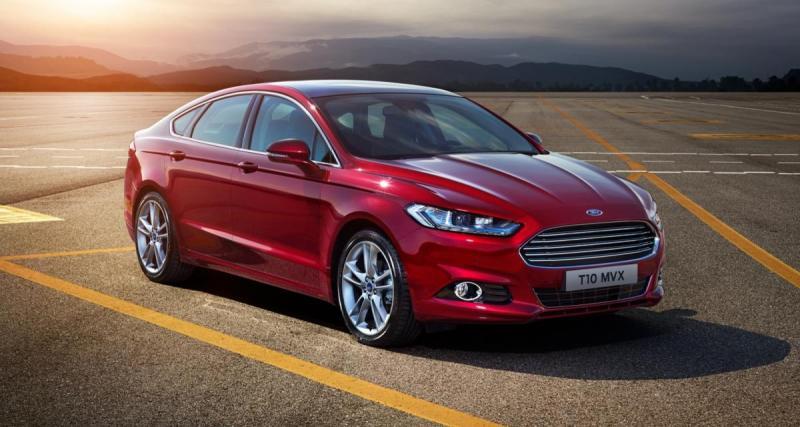 Ford rappelle 34 000 Mondeo à cause de ceintures défaillantes