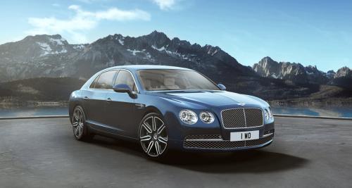 La Bentley Flying Spur célèbre le Royaume-Uni avec une série limitée