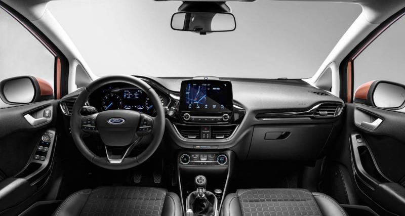 La nouvelle Ford Fiesta adoptera un système hi-fi B&O