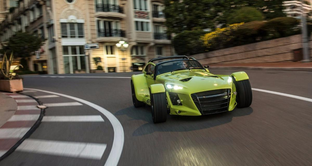 Donkervoort D8 GTO-RS : extrême, tout simplement