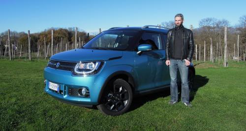 Essai Suzuki Ignis: le choix de la différence