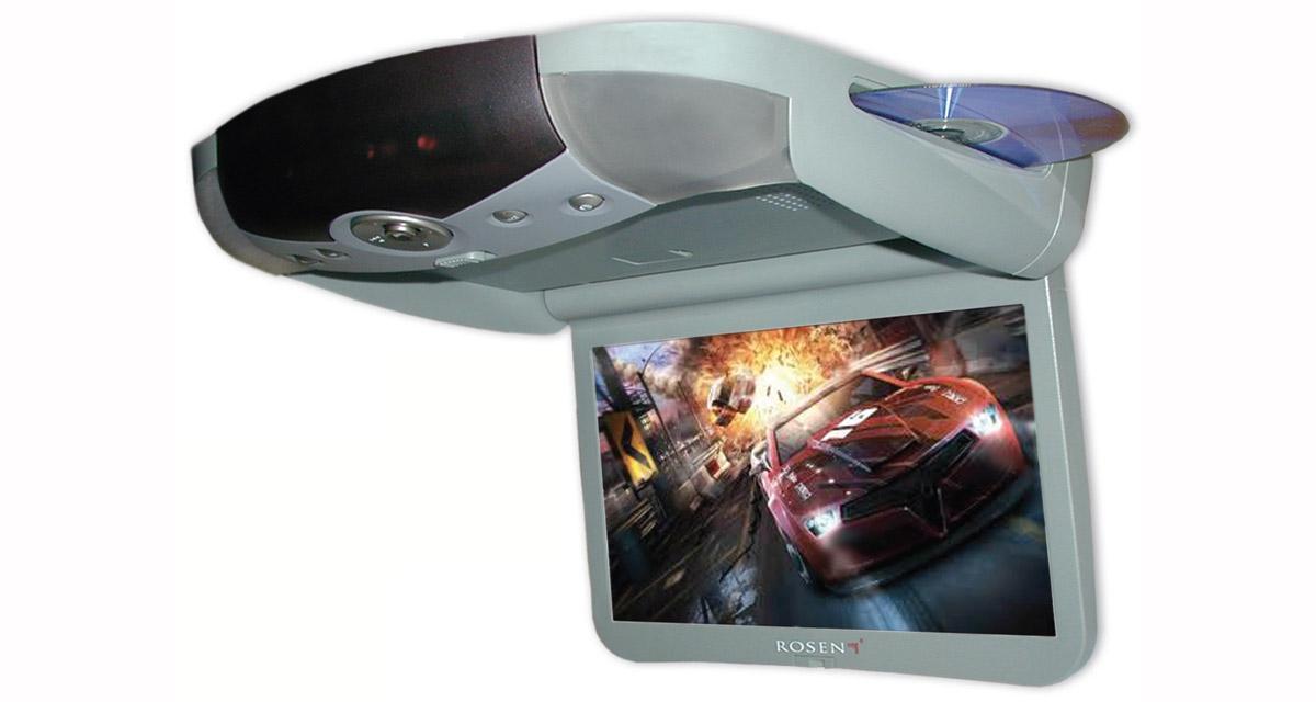 Rosen Electronics X10 : un des meilleurs écrans plafonnier du marché