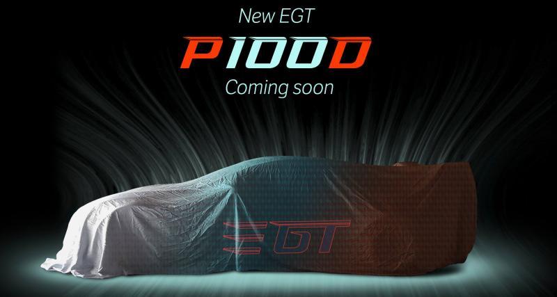 Electric GT : ce sera finalement une Tesla Model S P100D !