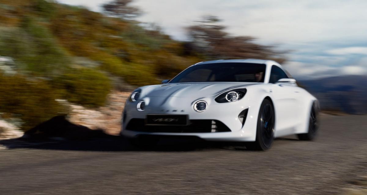 Nouvelle Alpine : les modèles premier prix maintenant disponibles