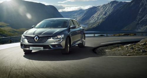 La Renault Talisman au rappel pour un problème de banquette