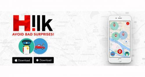 Hilk : une application pour éviter les mauvaises surprises en stationnement