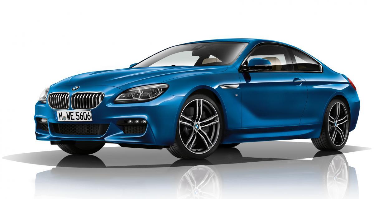 BMW Série 6 2017 : le sport est à l'honneur