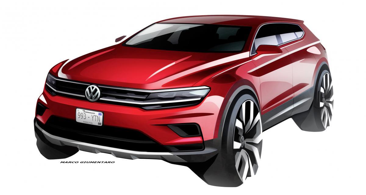 Volkswagen Tiguan Allspace : une version XXL offrant 7 places au programme
