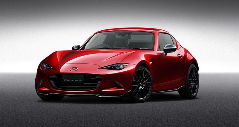 Mazda fait le plein de muscle avec des versions Custom Style