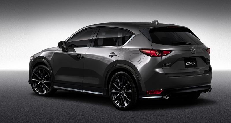 Les crossovers et la Mazda2 ne sont pas oubliés