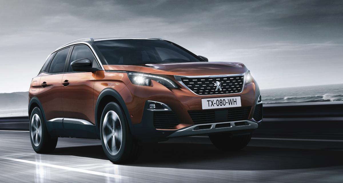 Nouveau Peugeot 3008 : une offre à 289€/mois pour Noël