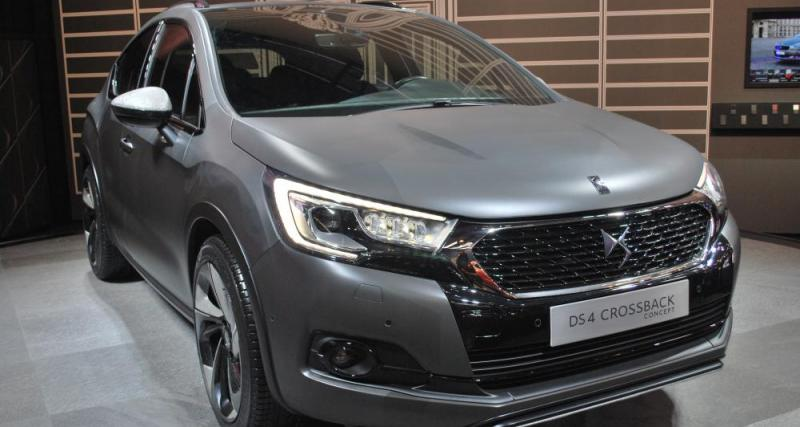Citroën viendra, mais pas DS