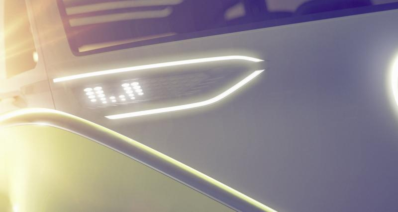 Volkswagen ID Concept : un second opus à Detroit